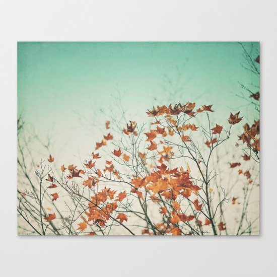 Falling Slowly  Canvas Print