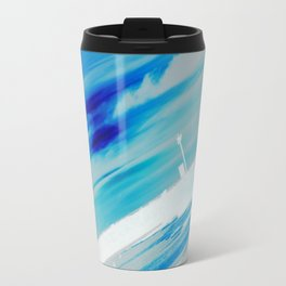 Blue Horizon Travel Mug