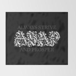 ASAP Throw Blanket