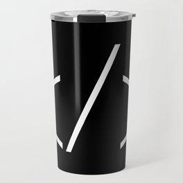 HTML Closing Tag  | Developer Series Travel Mug