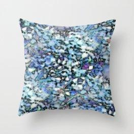 Floral illusions pattern - Tessa Throw Pillow