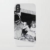 velvet underground iPhone & iPod Cases featuring Underground by T.K. Dolan