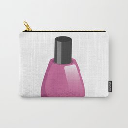 Nail Polish Bottle Carry-All Pouch