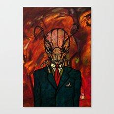 Mr. Kidface (Bug) Canvas Print
