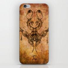 Zodiac:  Gemini iPhone Skin