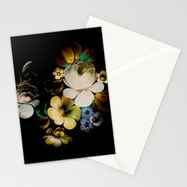 Zhostovo Painting Stationery Cards