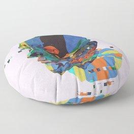 PORTRAIT_0001.BMP Floor Pillow