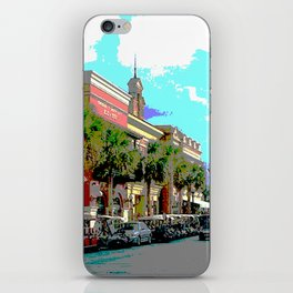 Locals Only-The Villages, Florida iPhone Skin