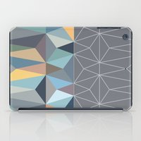 nordic iPad Cases featuring Nordic Combination 31 by Mareike Böhmer