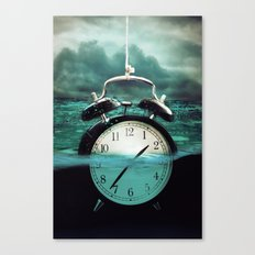 An Inevitable Fate Canvas Print
