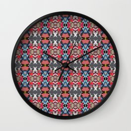 Street Posters - Infinity Series 002 Wall Clock