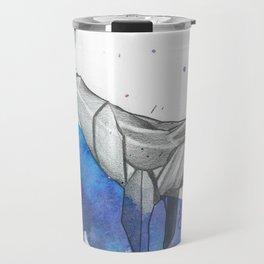 Origami #16 Travel Mug