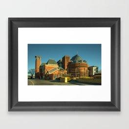 Swan Theatre of Stratford Framed Art Print