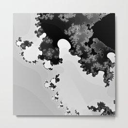 FractL Metal Print