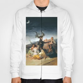 THE SABBATH OF THE WITCHES - GOYA Hoody