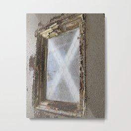 Condemned Metal Print