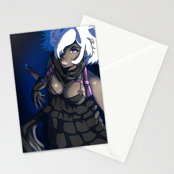 Scarlet Jacobs Stationery Cards