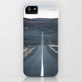 Midnight Driving part 1 iPhone Case