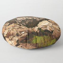 Les Baux de Provence Floor Pillow