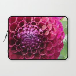The Color of Travel : Butchart Gardens Laptop Sleeve