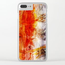 Meteor Clear iPhone Case