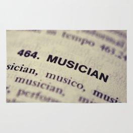 464. Musician Rug