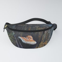 weeping polypore Fanny Pack