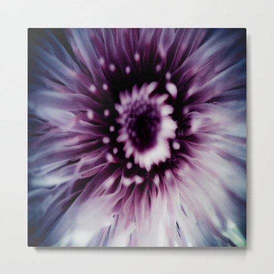 Purple love Metal Print
