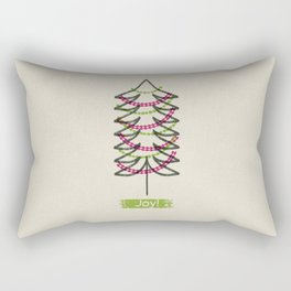 Joy Tree Rectangular Pillow