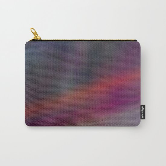 Dark abstract colors Carry-All Pouch
