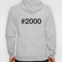 2000 Hoody
