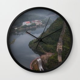 The Great Wall of China Wall Clock
