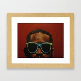 Affect/Effect Framed Art Print