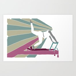 Reformed Pixie Art Print