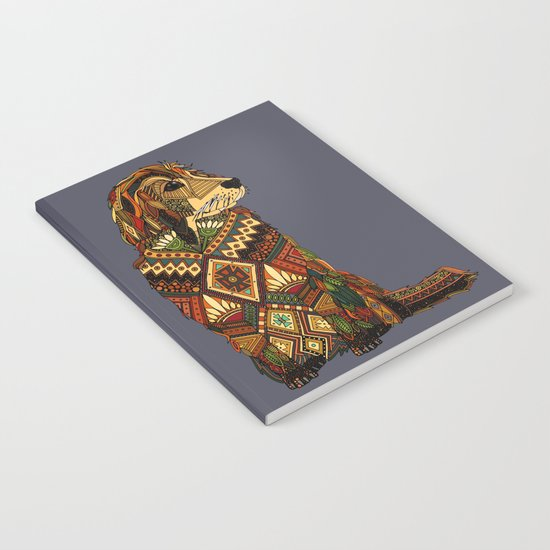 Golden Retriever dusk Notebook
