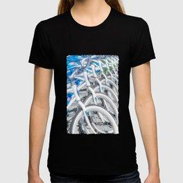 """""""Resort Bikes"""" by Murray Bolesta T-shirt"""