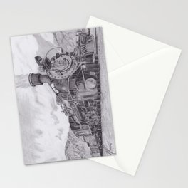 Durango and Silverton Steam Engine Stationery Cards