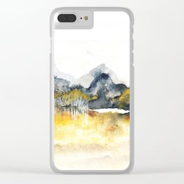 Release to Sleep Clear iPhone Case