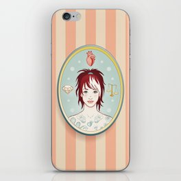 Truth, Love, Beauty iPhone Skin