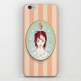 Truth, Love, Beauty iPhone Skin