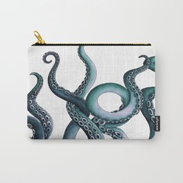 Kraken Teal Carry-All Pouch
