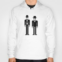 blues brothers Hoodies featuring The Blues Brothers by Band Land