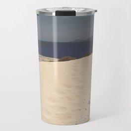 Elegantly Sandy No1 Travel Mug