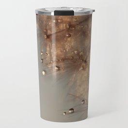dandelion copper II Travel Mug