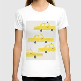New York Taxicab T-shirt