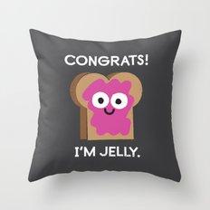 Berry Impressive Throw Pillow