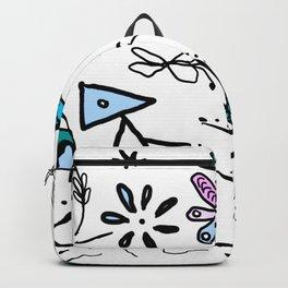 Twiggy pop garden Backpack