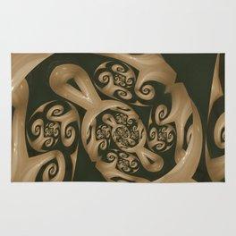 Swirl Infinitum Rug