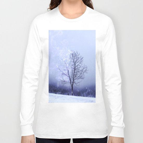 Burning Nature Long Sleeve T-shirt