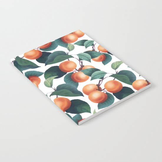 Tropical Fruit #society6 #decor #buyart Notebook